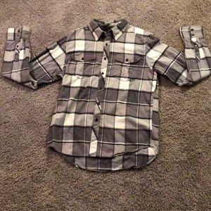 Men's Fox Flannel (L)